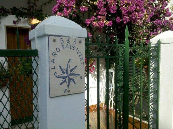 B&B La Rosa dei Venti: Esterno