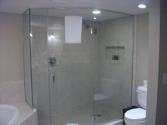 The Residences at Biltmore : Shower