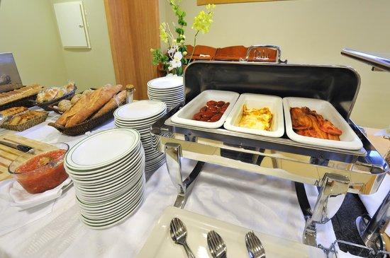 Hotel Spa Norat O Grove: Desayuno Buffet