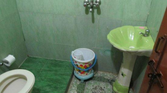 Hotel Rashmi : bathroom