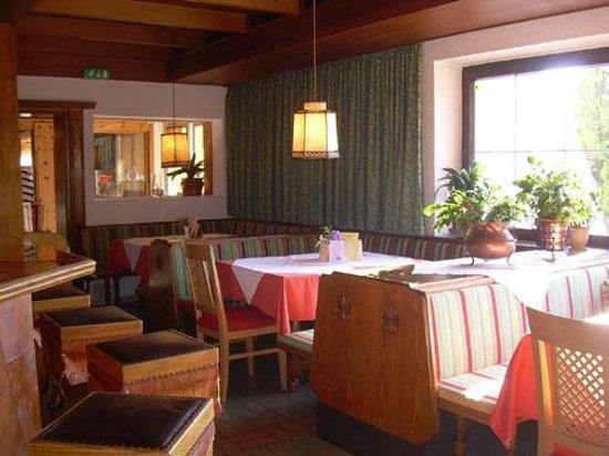 Hotel Blattlhof: ristorante