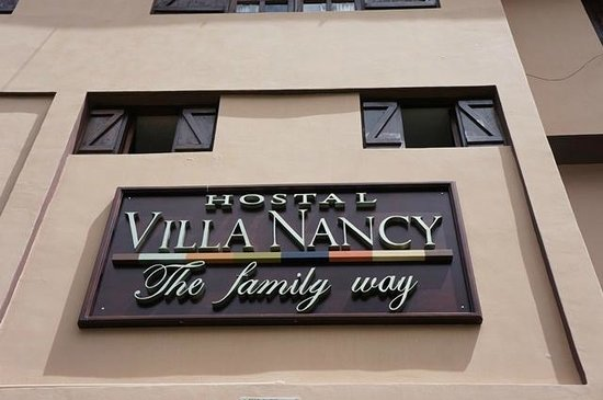 Hotel Villa Nancy