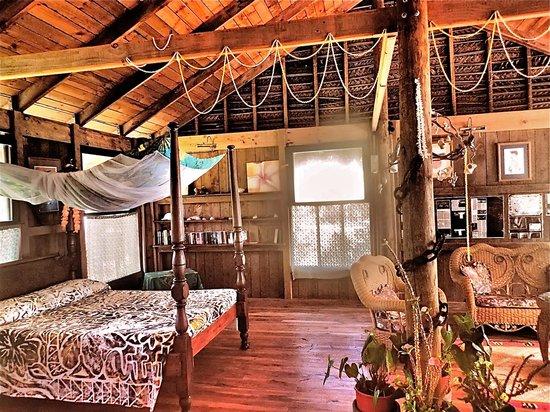 Akaiami Paradise: Lodge