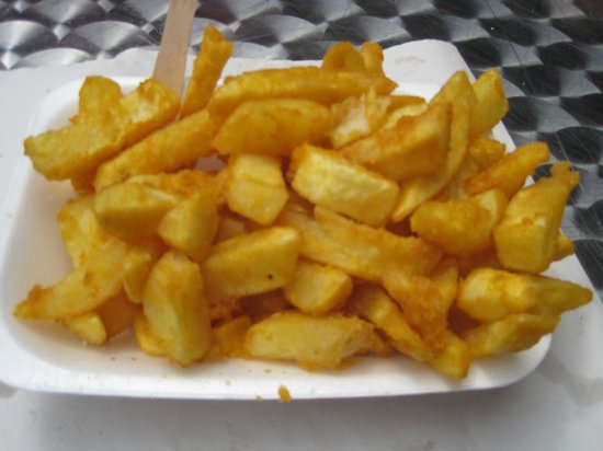 Scoffs: Fantastic Chips