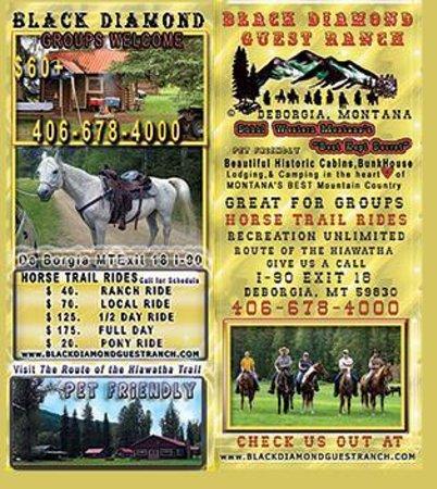 De Borgia, MT: 2013-14 Brochure