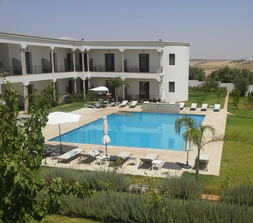 Villa Agapanthe : Fes 3