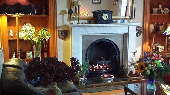 Ryeford Guest House: Sitting room