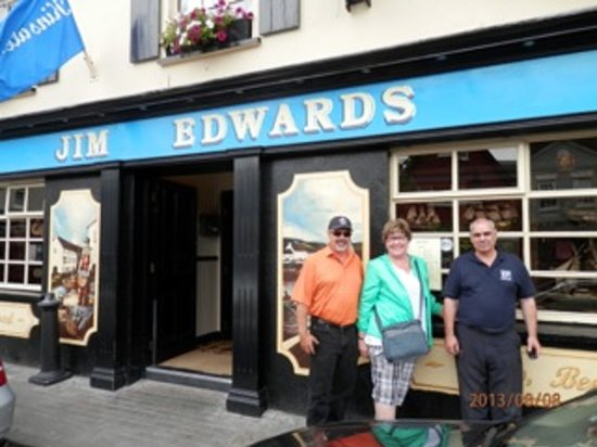 About Cork Taxi Tours Day Tours: Al & fran Edwards kinsale