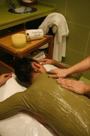 Hotel Norat Marina & Spa: Masaje Spa