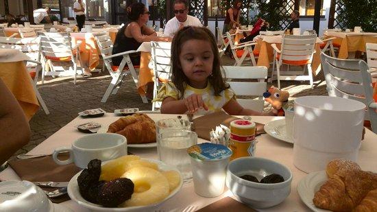 Hotel Airone del Parco & delle Terme : Mamma, questa si che è vita!!