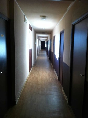 Val Hôtel  : i corridoi