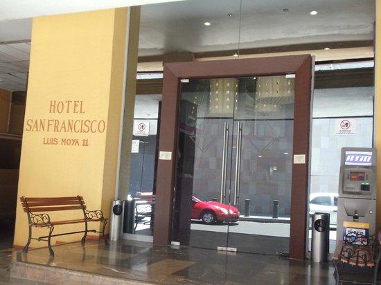 San Francisco Hotel Photo
