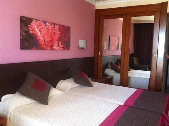 Hotel Casablanca Playa : Habitacion Hotel Casablanca Salou