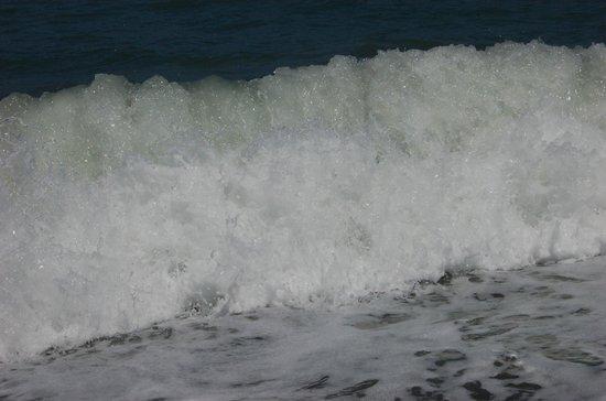 Sunprime Platanias Beach : bølger