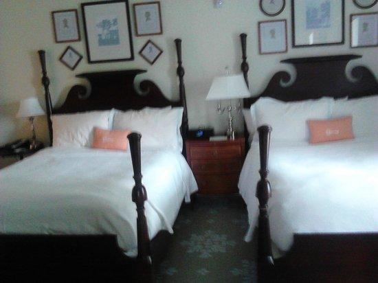 The Carolina Inn: Comfy beds