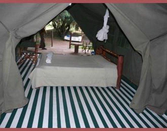 Enkutoto Ecotourism Village: Luxury Camp Masai Mara