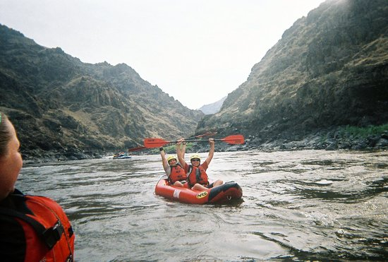 ROW Adventures - Salmon River Canyons: The Daring Duckies
