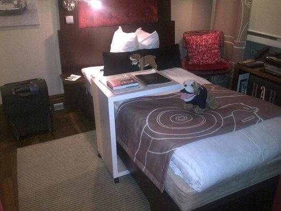 Klaus K Hotel : Zimmer