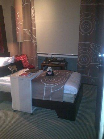 Klaus K Hotel: Zimmer