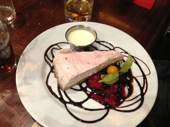 Castle Tavern : torta
