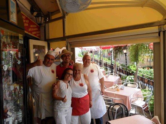 Gallo Cedrone : ottimi sapori siciliani e tanta simpatia !!