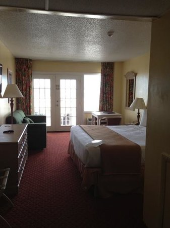Howard Johnson Plaza Hotel - Ocean City Oceanfront: rm609