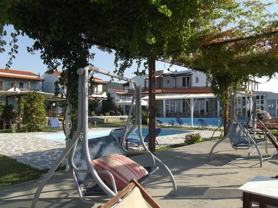 Samothraki Village Hotel: Playground