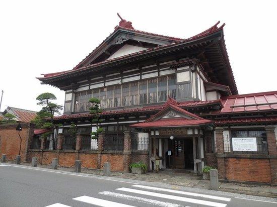 Shayokan - Osamu Dazai Memorial Hall: 外観も立派