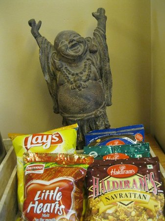 The Visaya : Buddha felice!