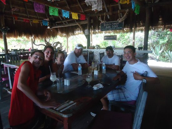 Maya Can Eco Tours : La Zebra in Tulum