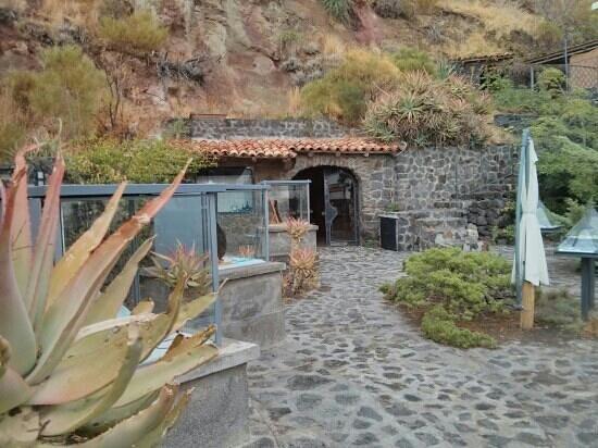 Ostrov Vulcano, Itálie: Alla luce del giorno