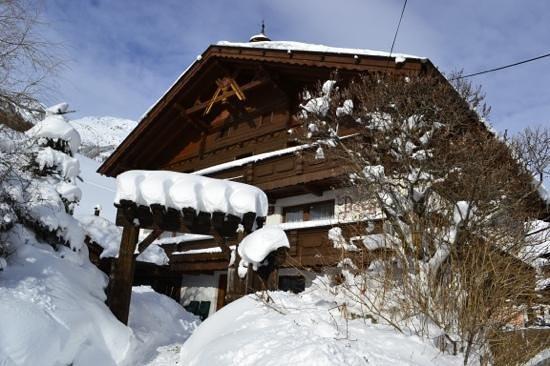 Gasteheim Berghof: Schnee
