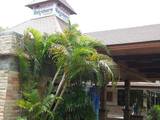Phangan Bayshore Resort: esterno