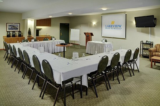 Coastal Inn Halifax : Meeting Room