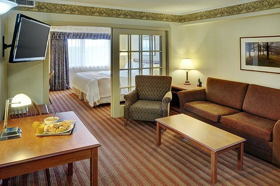 Coastal Inn Halifax : Two Room Suite