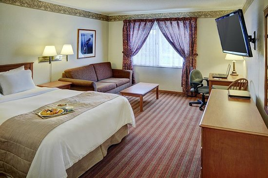 Coastal Inn Halifax : Business Class Guestroom