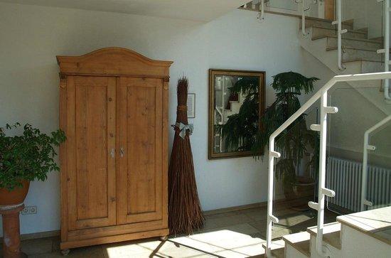 Hotel Zum Löwen: Eingangsbereich