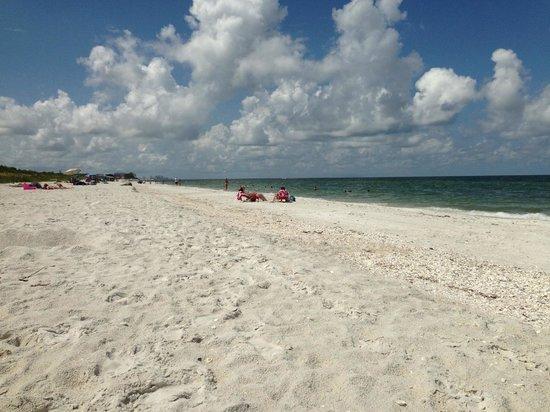 Best Western Plus Beach Resort: barefot beach