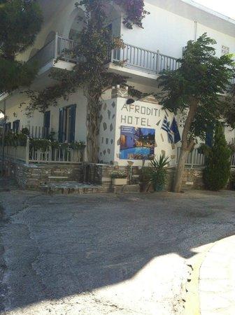 Afrodite Boutique Hotel : L'albergo