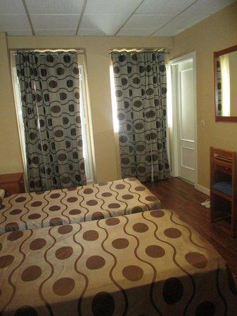 Hotel GIT Casablanca: Vista habitación