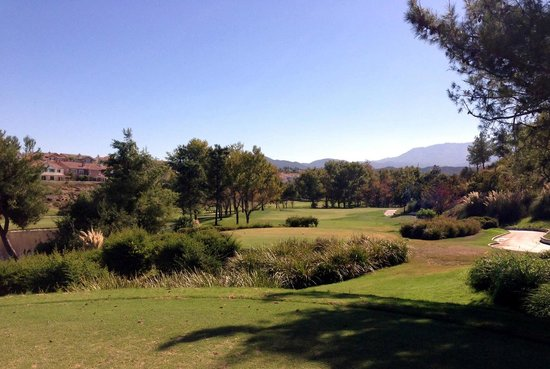 Red Hawk 1 Picture Of Redhawk Golf Course Temecula