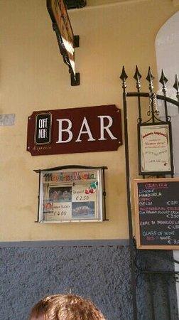 Mastrociliegia: bar prezzi contenuti