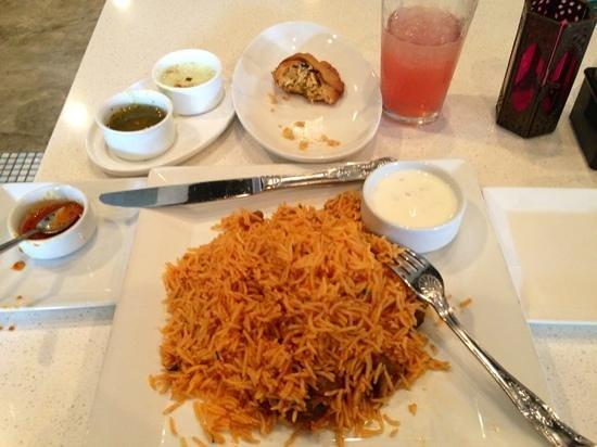 Mazadar Kabob : Deliciois!