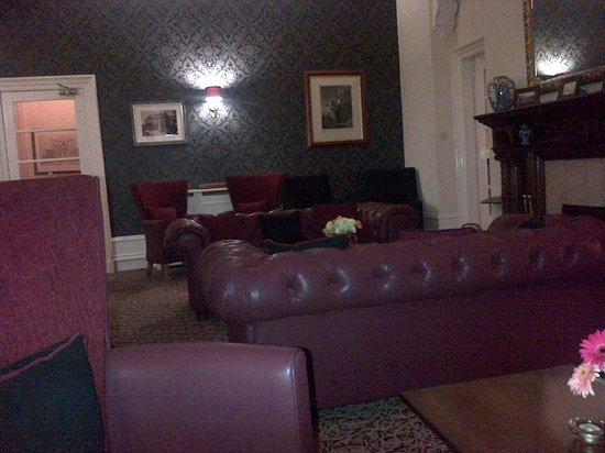 Tor-na-Coille: Lounge area