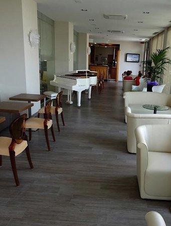 Hotel Italy: Lounge