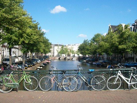 Hampshire Hotel - Theatre District Amsterdam: Amsterdam é uma cidade para ser fotografada...linda !!!