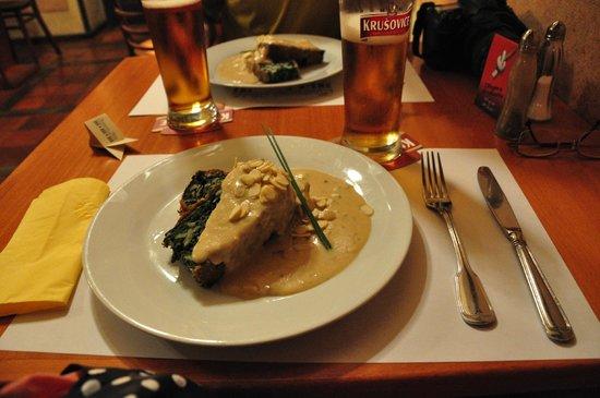 Restaurace Stoleti : Superbe et délicieux