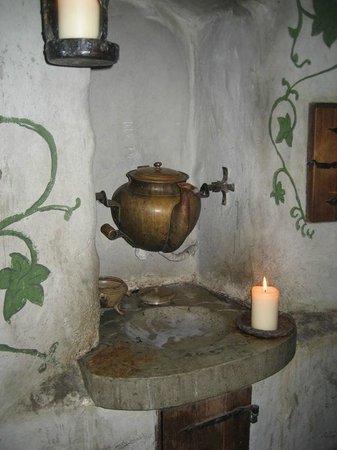 Olde Hansa: Toilettet - Så fint.