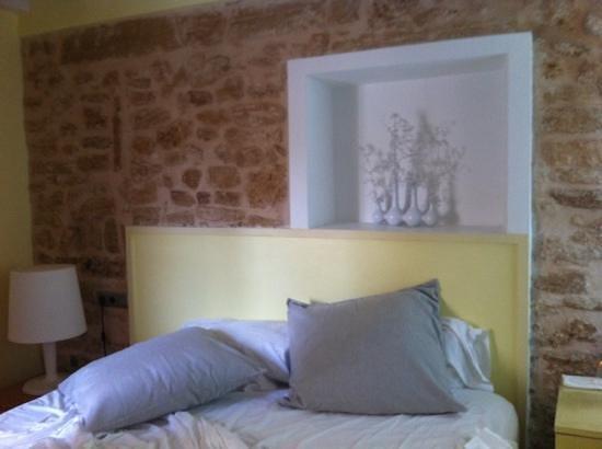 Hotel Cas Ferrer Nou Hotelet: Notre chambre