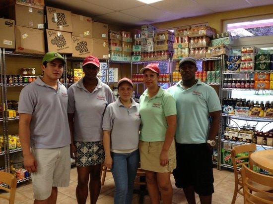 Mangiamo Market & Delicatessen : Mangiamo's Great Staff
